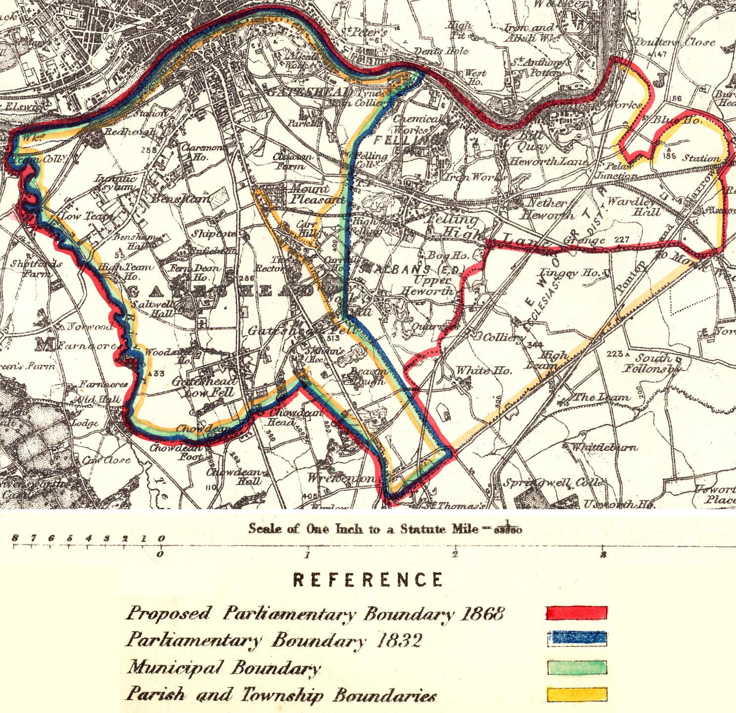 Local Maps