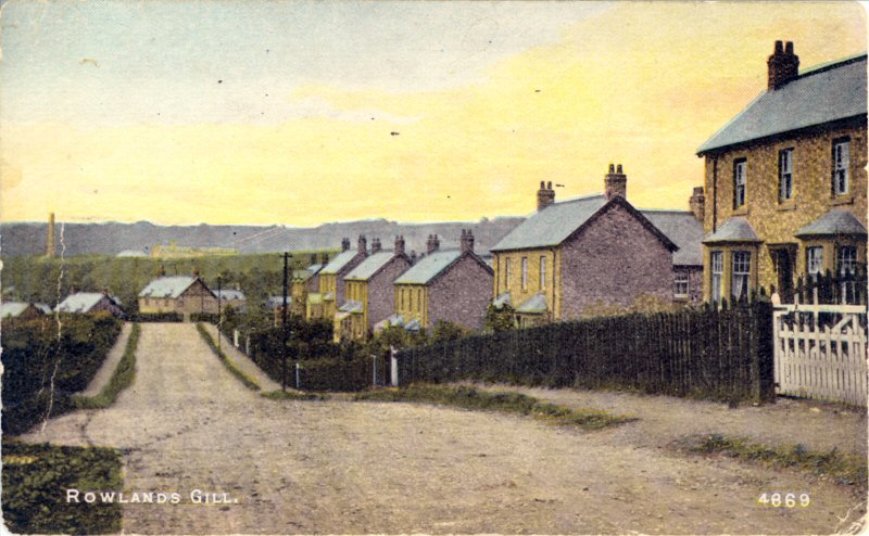 Old Postcards And Photographs Of Gateshead  2